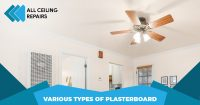 Various Types of Plasterboard Ceiling