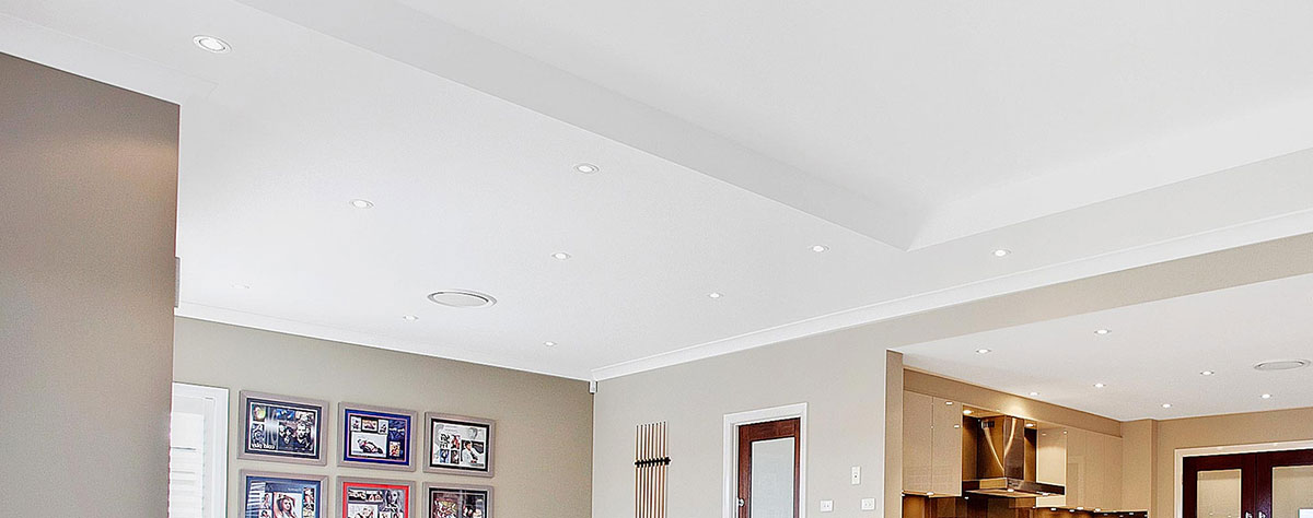 Dropped Ceiling Design on Your Living Room